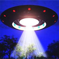 Ánh sáng nhấp nháy bí ẩn trên bầu trời đêm có thể là của người ngoài hành tinh