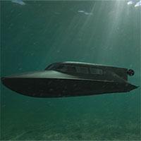 Anh thử nghiệm loại tàu di chuyển cả trên và dưới mặt nước