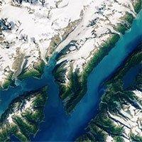 Ảnh vệ tinh NASA báo hiệu siêu sóng thần ở Alaska