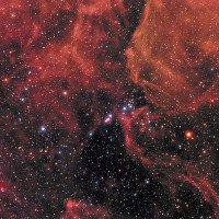 Ảnh, video và mô hình ba chiều của siêu tân tinh khổng lồ