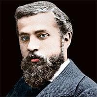 """Antoni Gaudí - """"Cha đẻ"""" của những công trình cổ quái"""