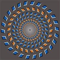 Ảo ảnh thị giác nổi tiếng này thực sự khiến não