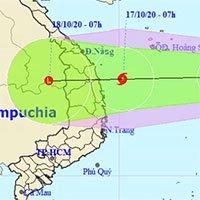 Áp thấp nhiệt đới mới vượt qua Philippines, tiến vào biển Đông