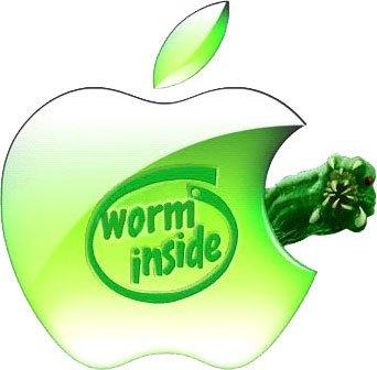 Apple đau đầu chống virus tấn công máy Mac