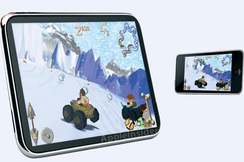 Apple sẽ tung ra Tablet PC vào năm 2010