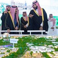 Arab Saudi chi 11 tỷ USD trồng cây xanh hạ nhiệt thủ đô