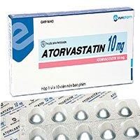 Atorvastatin là thuốc gì?