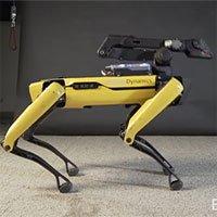 Ba mẫu robot vận động linh hoạt của công ty Mỹ