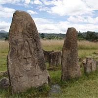 Bãi đá cổ huyền bí ở Châu Phi khiến các nhà khảo cổ học
