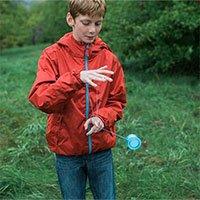 Bạn có thể chơi Yo-Yo ngoài không gian hay không?