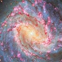 Bạn có tin đây là bức ảnh thực của một thiên hà?