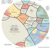 Bản đồ ngôn ngữ trên thế giới