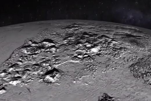 Bằng chứng cho thấy Diêm Vương là một hành tinh trẻ
