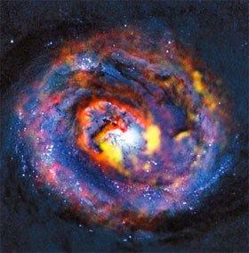 Bằng chứng về sức mạnh của lỗ đen