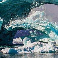 Băng Greenland tan nhanh gấp 6 lần, làm tăng mực nước biển toàn cầu