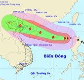 Bão Kalmaegi tiến vào biển Đông, có thể đổ bộ Quảng Ninh - Hải Phòng