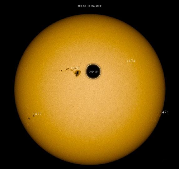 Bão mặt trời gây nhiễu vệ tinh của trái đất