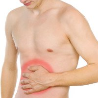 Bắt bệnh qua vị trí đau ở bụng