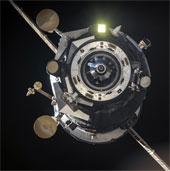 Bất chấp sự cố, tàu tiếp tế vẫn đến được ISS