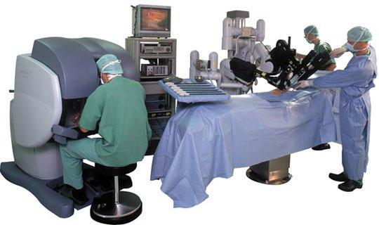 Bắt đầu kỷ nguyên robot thâm nhập y học