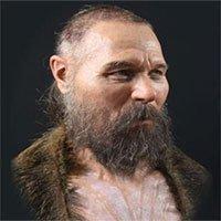 Bất ngờ trước gương mặt được phục dựng của người đàn ông 8.000 tuổi