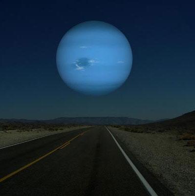 Bầu trời sẽ trông ra sao nếu Mặt Trăng bị thay thế?