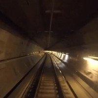 Bên trong đường hầm tàu điện ngầm lớn nhất châu Âu
