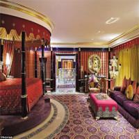 Bên trong khách sạn Dubai 7 sao