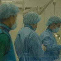 Bệnh viện quận đầu tiên điều trị thành công u gan