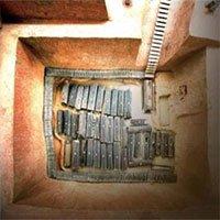 Bí ẩn 46 thi thể thiếu nữ phát sáng trong mộ cổ 2.500 năm