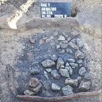 Bí ẩn hài cốt người đàn bà 1.800 tuổi nguyên vẹn giữa nghĩa trang hoả táng