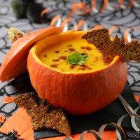 Bí ẩn những món ăn trong ngày lễ ma quỷ Halloween