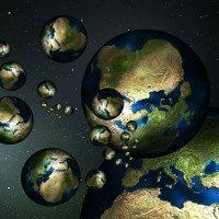 Bí ẩn vềđiểm giao nhau giữa Vũ trụ của chúng ta với một Vũ trụ song song khác