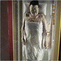 Bí ẩn xác ướp 2.000 năm tuổi tại Trung Quốc vẫn còn máu