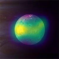 Bí mật chết chóc ở Mặt trăng 7 màu to hơn cả