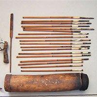 Bí mật về mũi tên tẩm thuộc độc ra đời cách đây hơn 70.000 năm