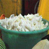 Bí quyết chọn thực phẩm Tết: càng trắng sáng càng dễ