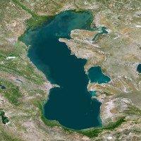 Biển Caspi sắp