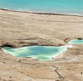 Biển Chết đang bị các