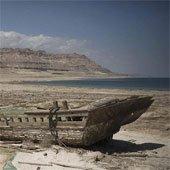 Biển Chết đang