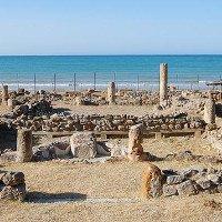 Biệt thự mùa hè của La Mã cổ đại sản xuất gốm công nghiệp