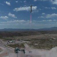 Blue Origin phóng thử nghiệm thành công tàu du lịch không gian