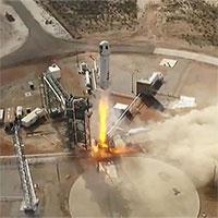 Blue Origin thử nghiệm tàu du lịch không gian