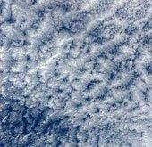 Bộ ảnh mây đẹp nhìn từ Trạm không gian quốc tế