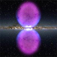 Bong bóng bí ẩn hiện ra giữa trung tâm dải Ngân hà cuối cùng cũng được