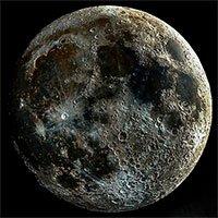 Bức ảnh Mặt trăng