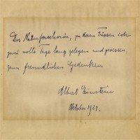 Bức thư của thiên tài Albert Einstein được bán hơn 100.000 USD