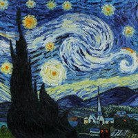 Bức tranh kinh điển của Van Gogh ẩn chứa 1 bí ẩn mà chẳng ai hay biết