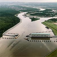 Bức tường chắn sóng 119 tỷ USD có bảo vệ được New York?