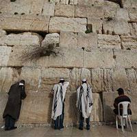 Bức tường than khóc - Thánh địa linh thiêng của người Do thái